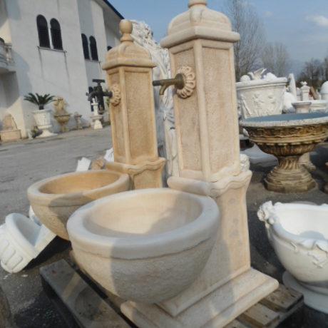 Fontana Da Giardino Esterno Mondo Artistica