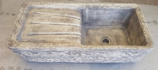 lavandino 80x40x22 grigio 1