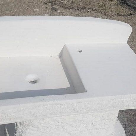 lavandino bianco 1